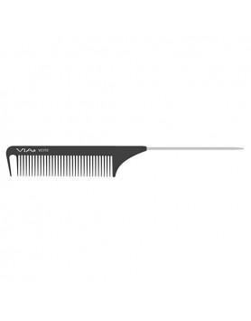 VIA Low Tension Pin-Tail Comb- Black